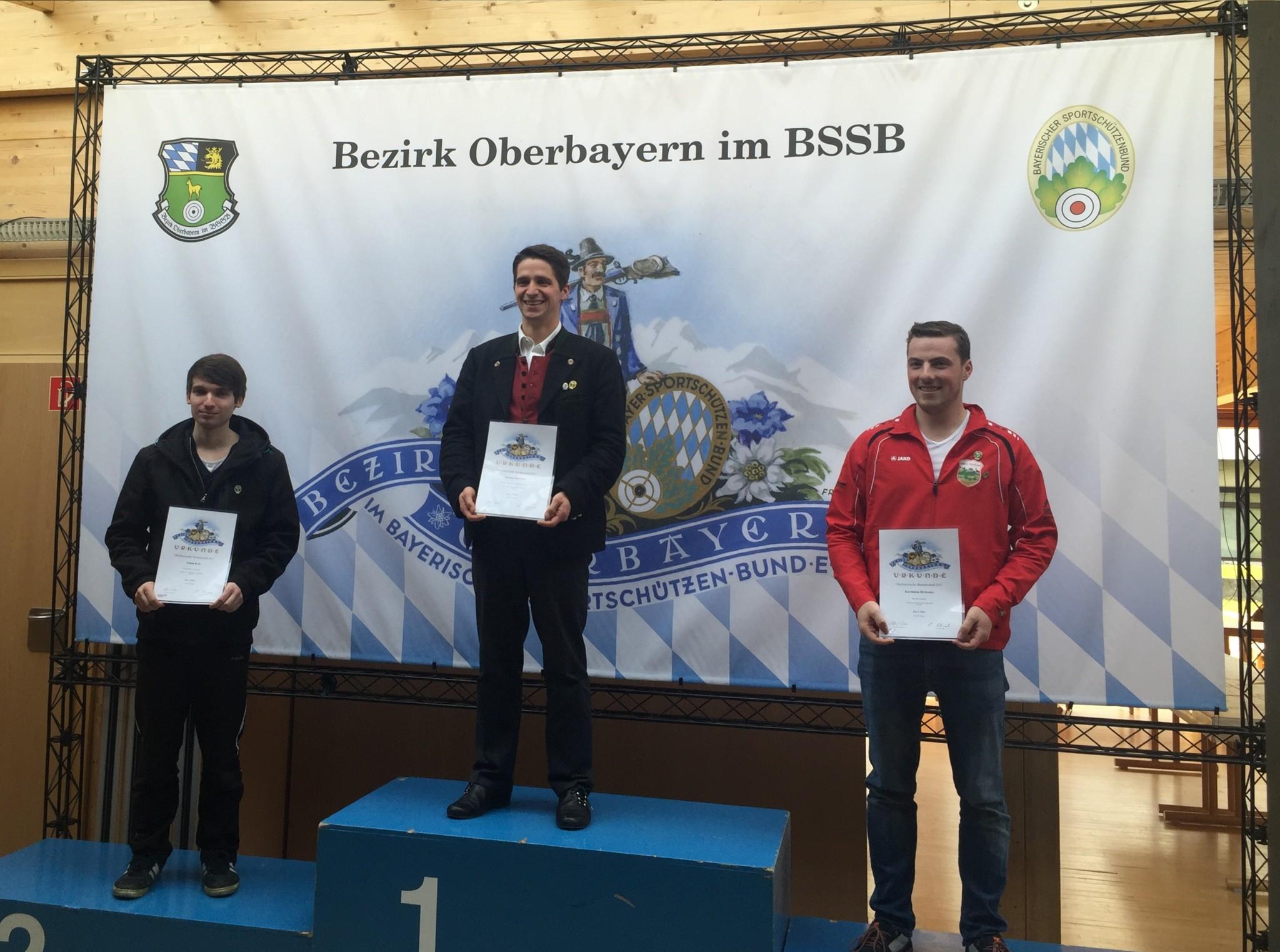 Oberbayrische Meisterschaft 2017