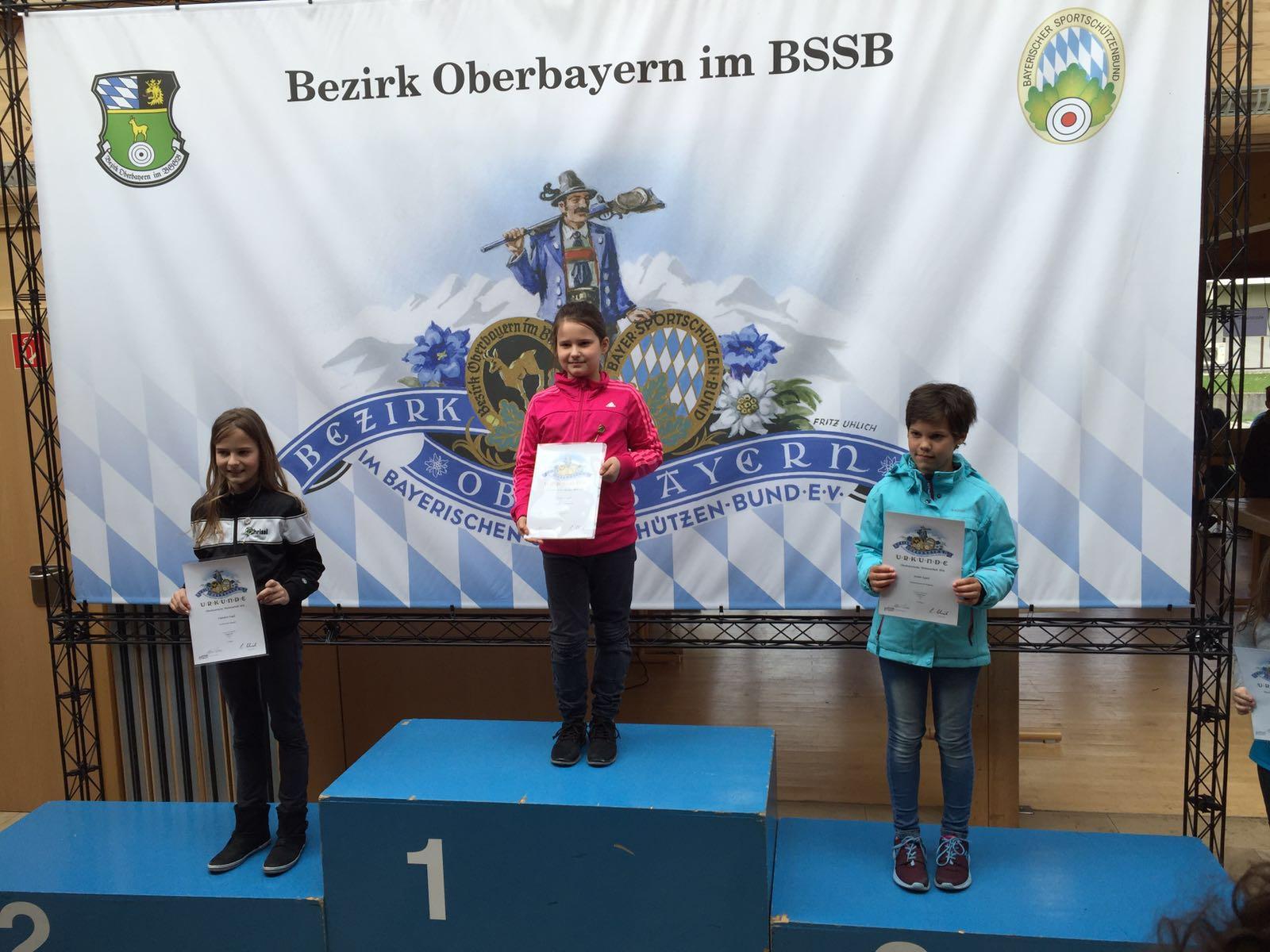 Oberbayrische Meisterschaft 2016