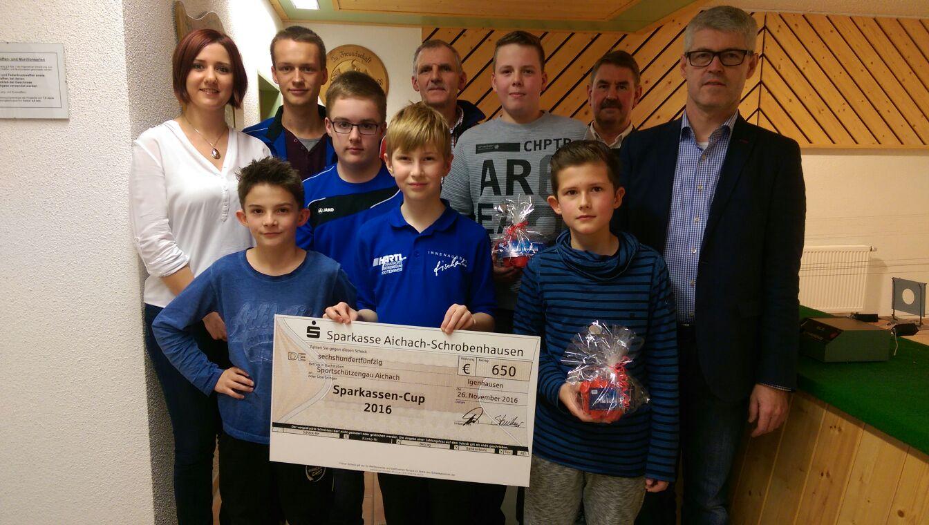 Finale Sparkassencup 2016