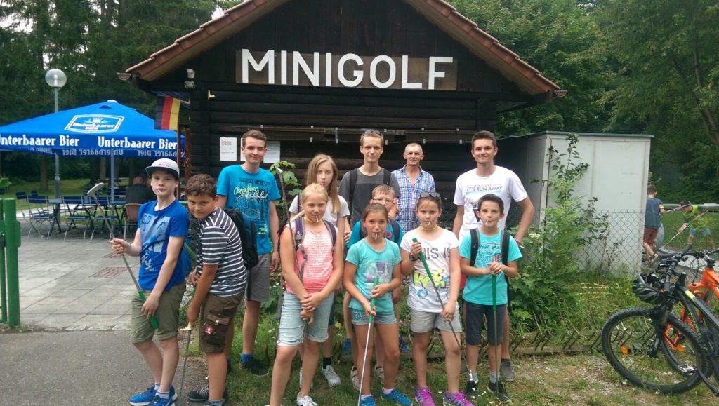 Minigolf 2016 - Jugend