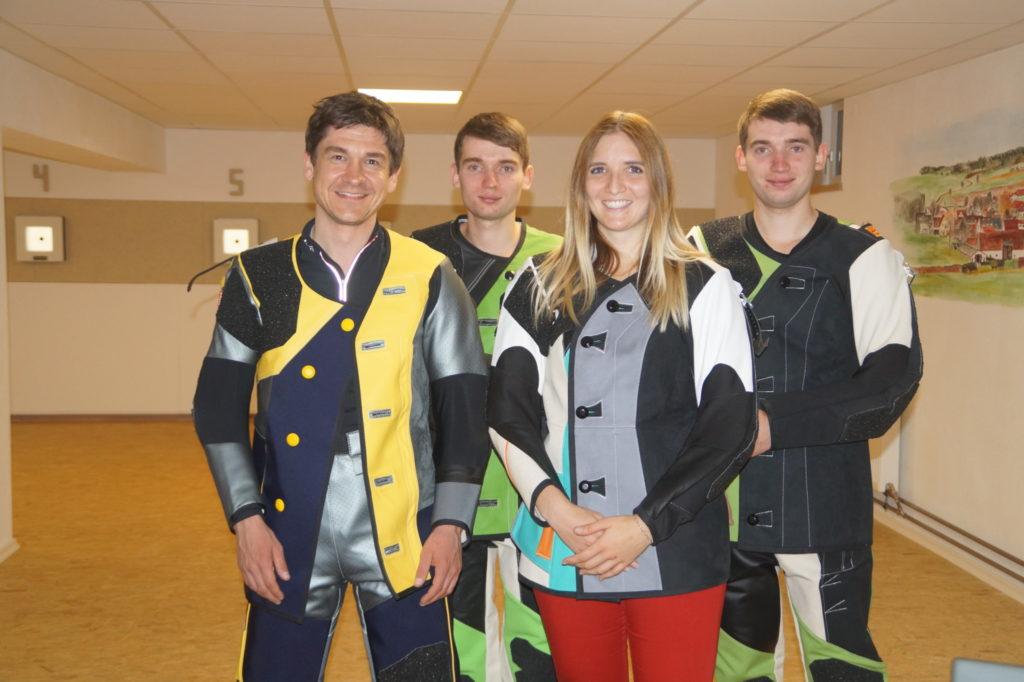 LG 1. Mannschaft – Gauoberliga Gruppe A