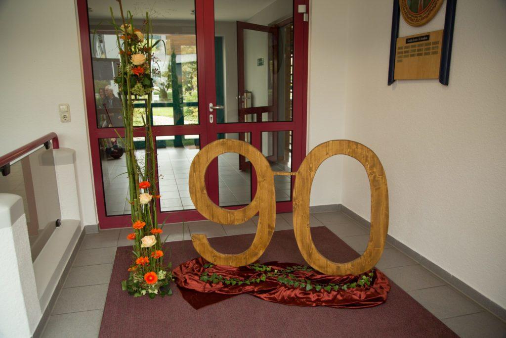 90-jähriges Gründungsfest